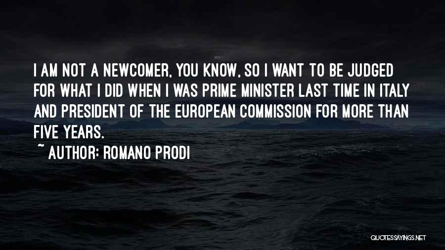 Romano Prodi Quotes 1086014