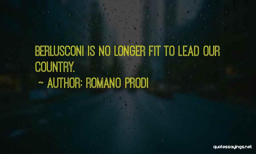 Romano Prodi Quotes 1273513