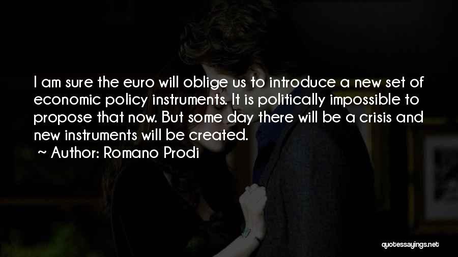 Romano Prodi Quotes 2121822