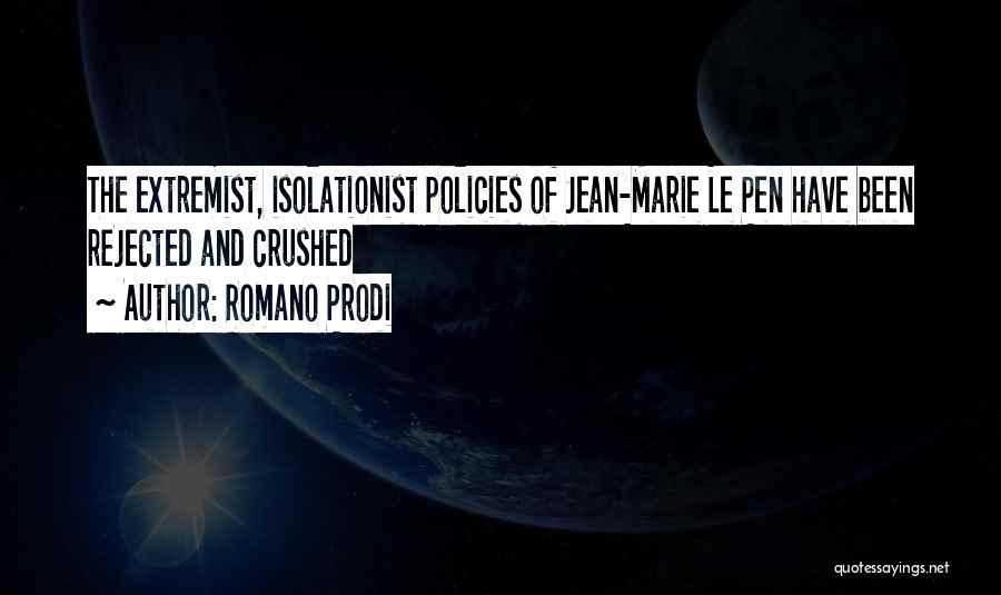 Romano Prodi Quotes 268784
