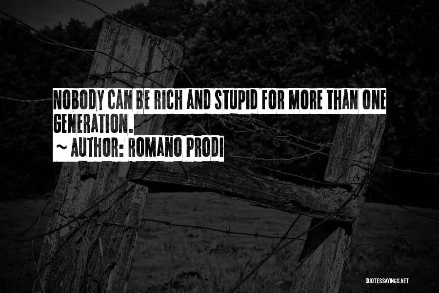 Romano Prodi Quotes 445860