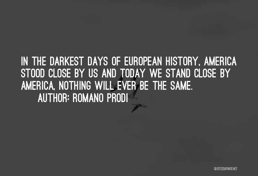 Romano Prodi Quotes 562294