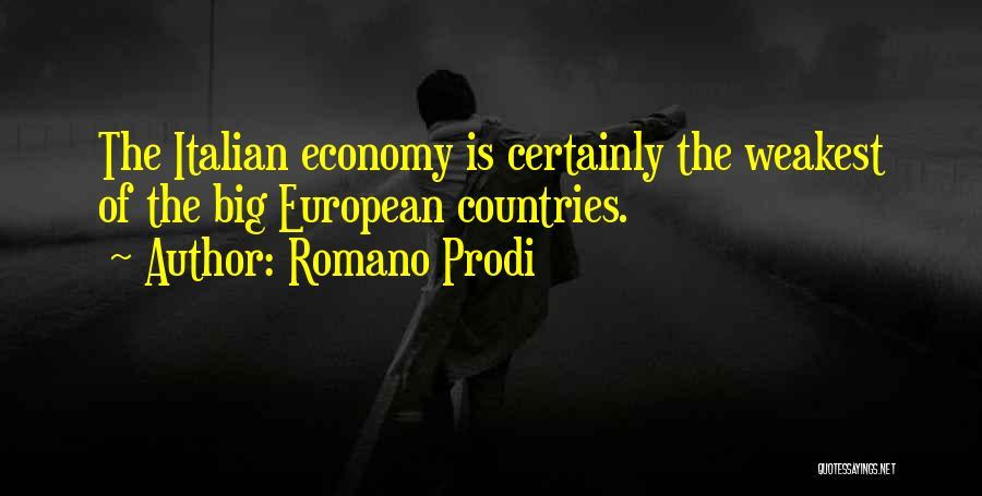 Romano Prodi Quotes 843657