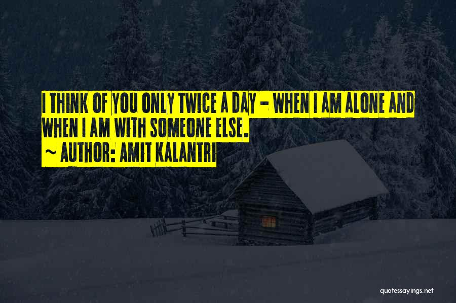 Romantic Flirty Quotes By Amit Kalantri