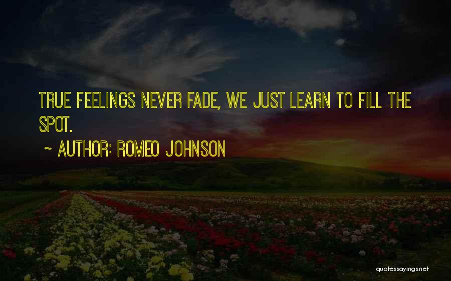 Romeo Johnson Quotes 1709292