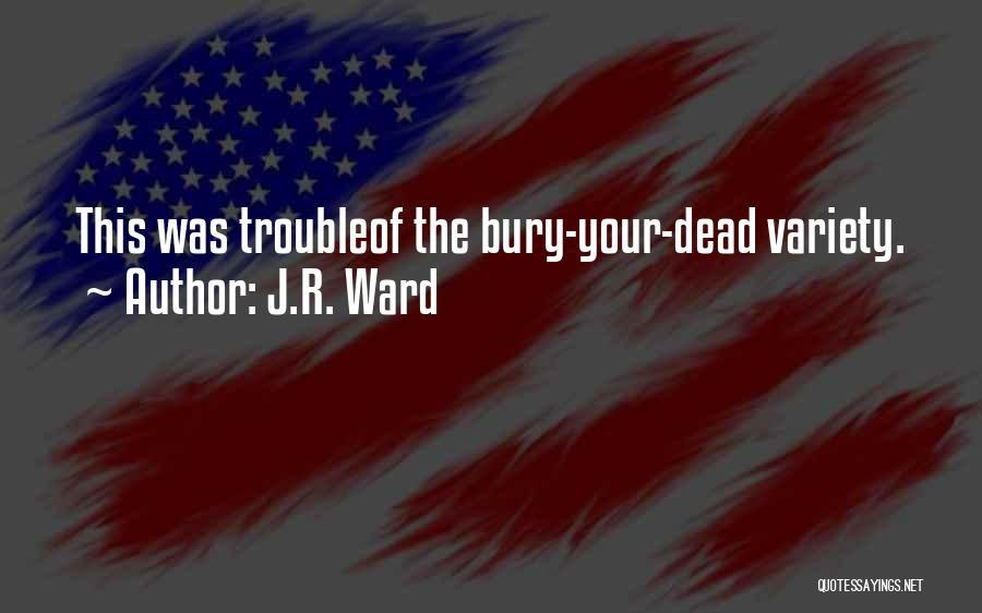 Romero 1989 Movie Quotes By J.R. Ward