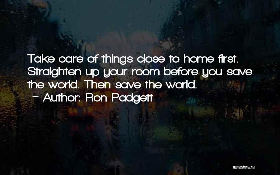 Ron Padgett Quotes 1070162