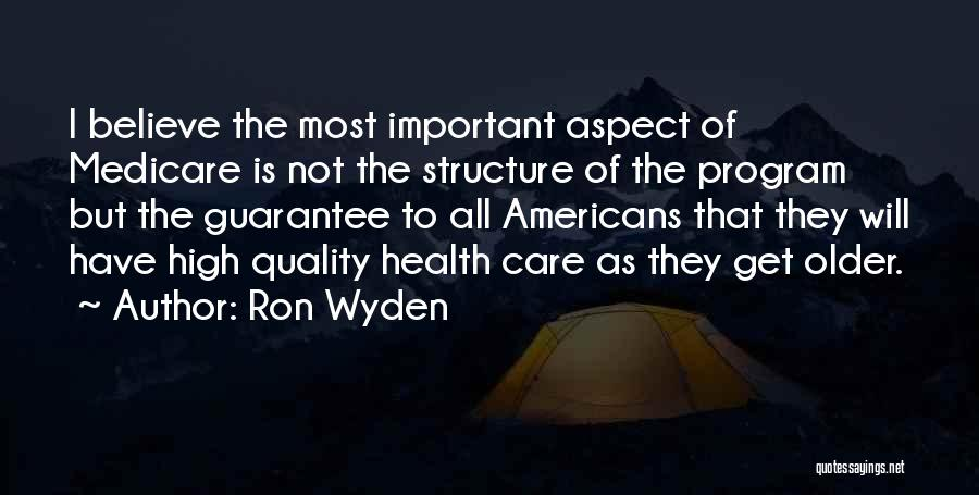 Ron Wyden Quotes 1007230