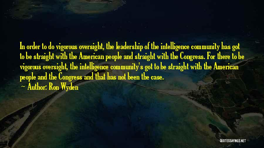 Ron Wyden Quotes 1166397