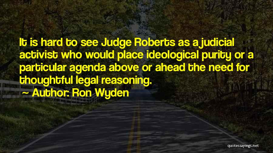 Ron Wyden Quotes 1465171