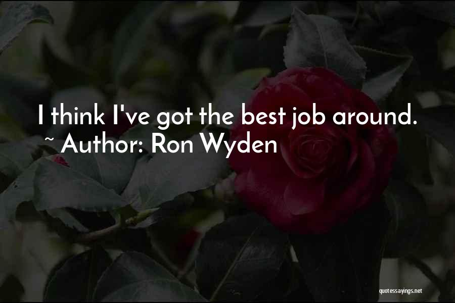 Ron Wyden Quotes 1484720