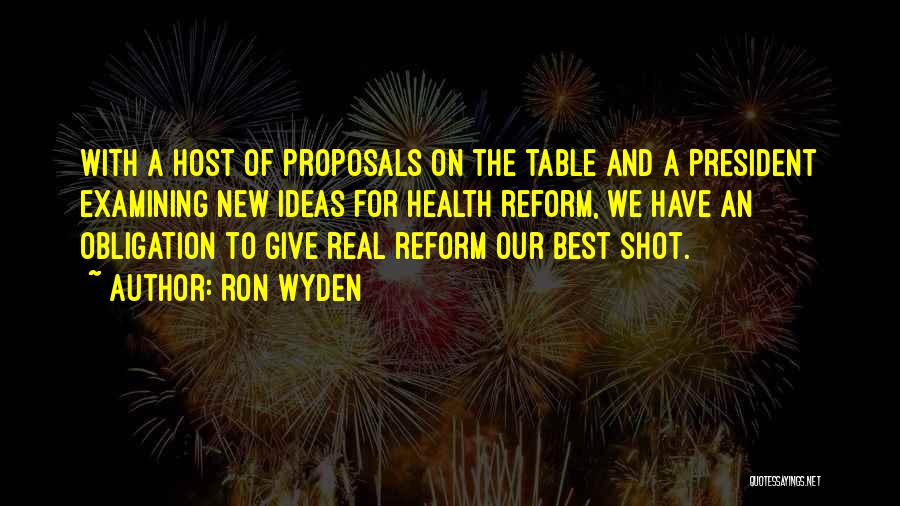 Ron Wyden Quotes 1955217
