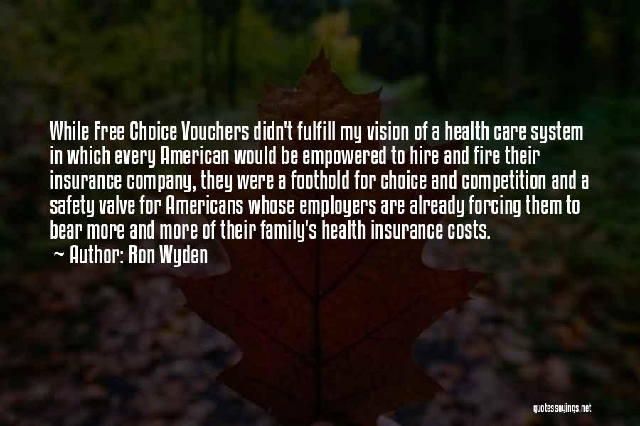 Ron Wyden Quotes 473902