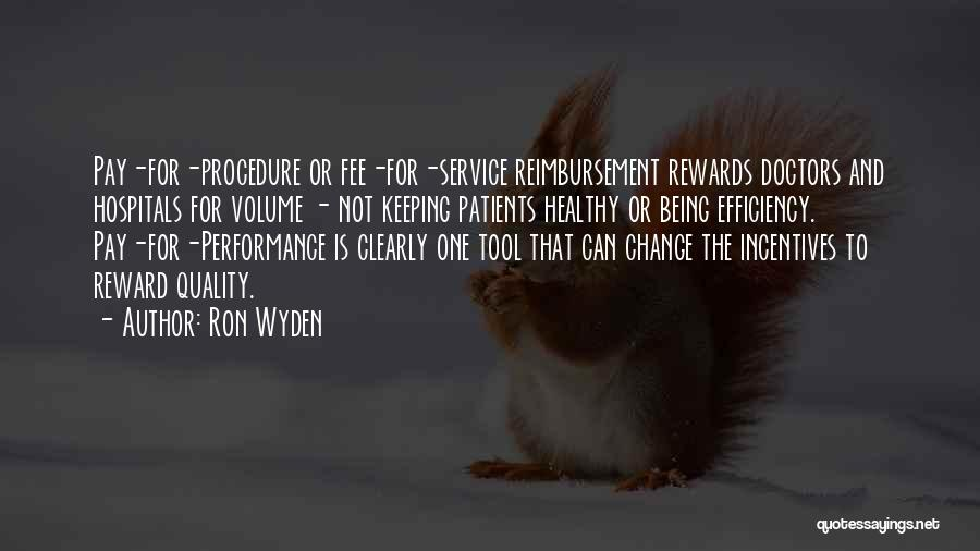 Ron Wyden Quotes 606714