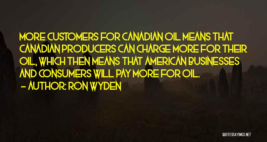 Ron Wyden Quotes 620447