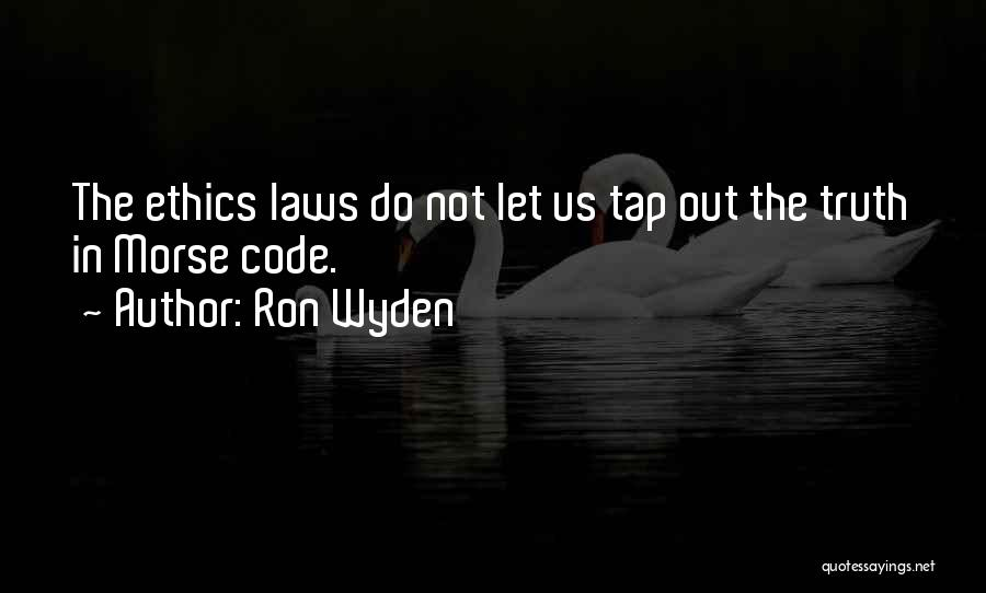 Ron Wyden Quotes 843096