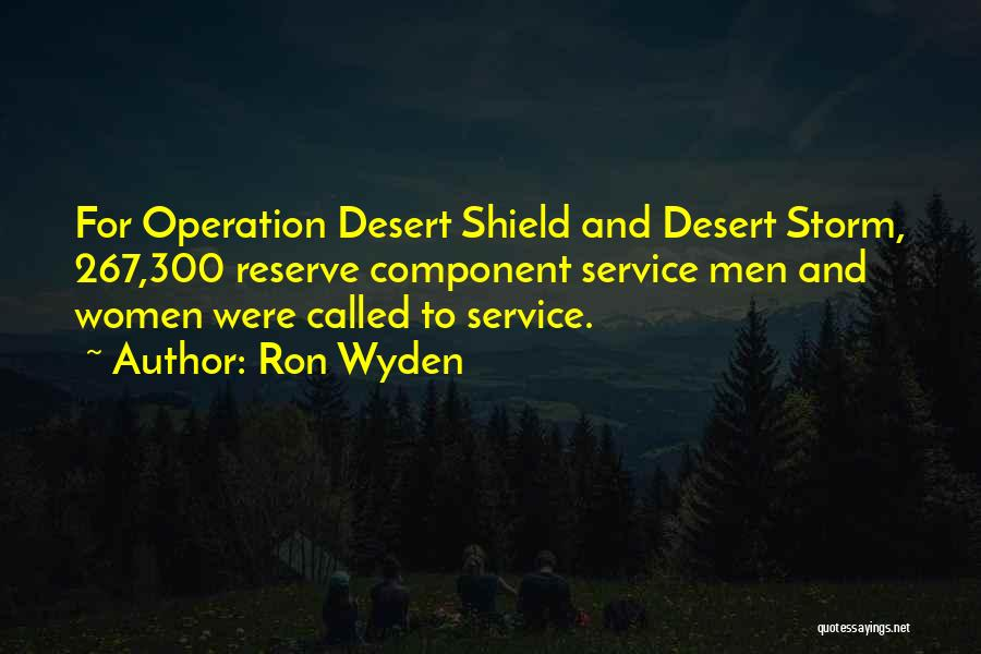 Ron Wyden Quotes 849455