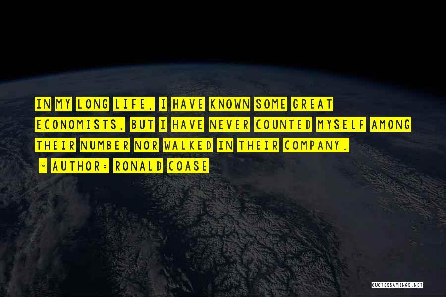 Ronald Coase Quotes 1066943