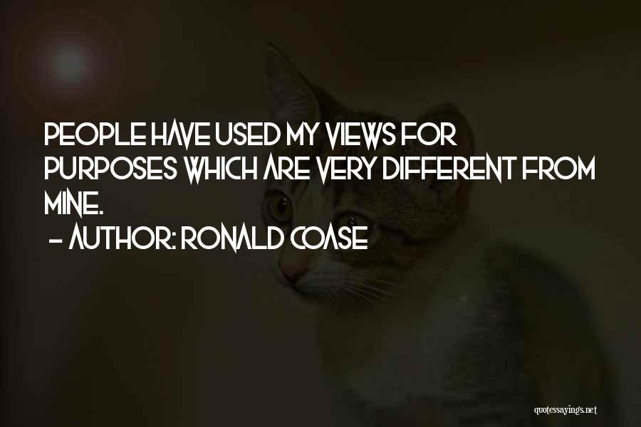 Ronald Coase Quotes 1162724