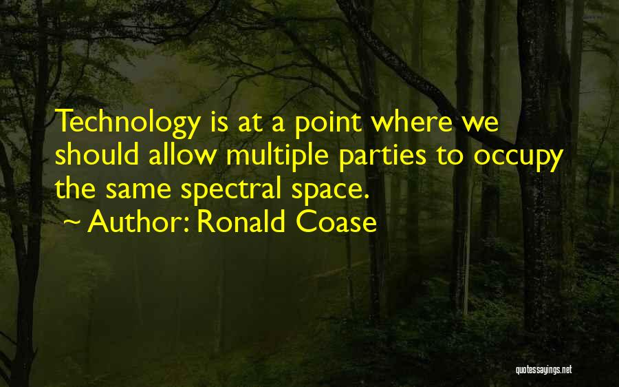 Ronald Coase Quotes 1263743