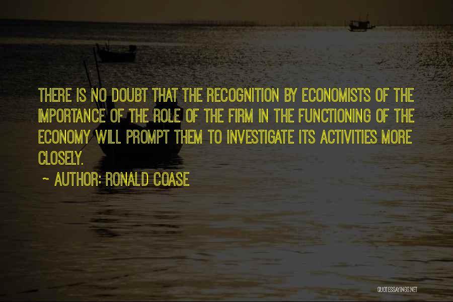 Ronald Coase Quotes 1396971