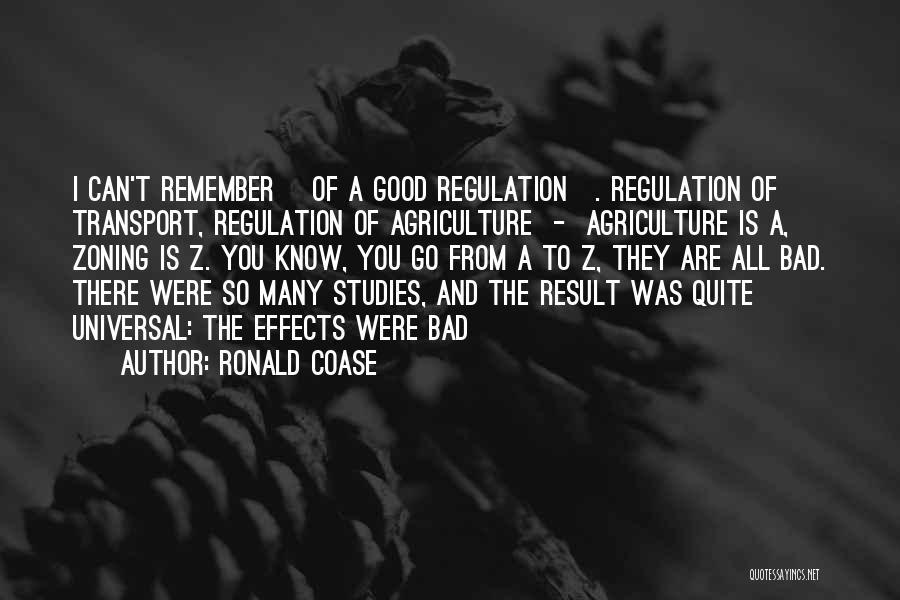 Ronald Coase Quotes 1671330