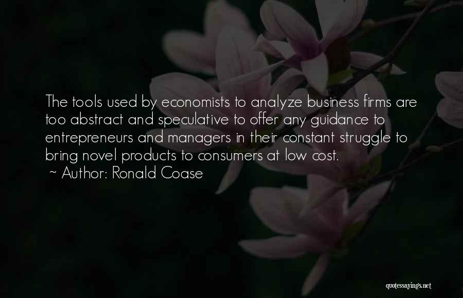 Ronald Coase Quotes 1701058