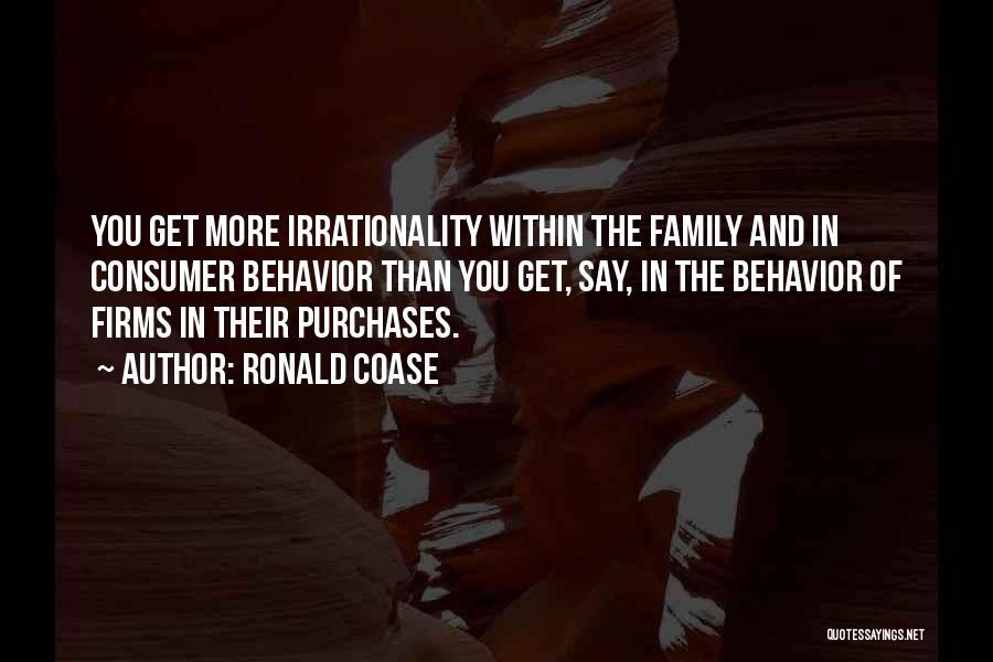 Ronald Coase Quotes 1715628