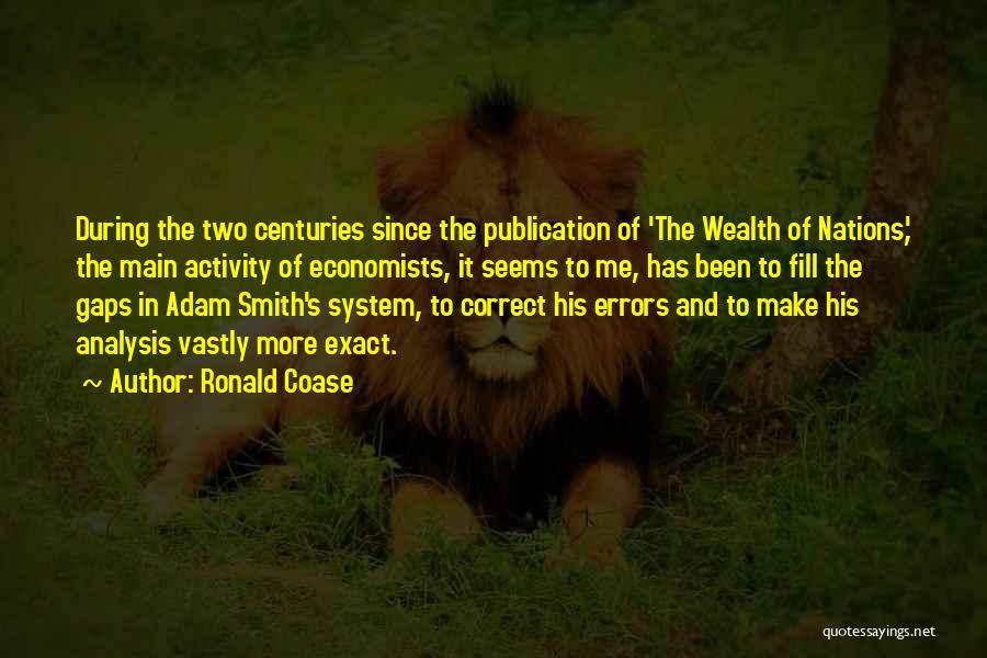 Ronald Coase Quotes 1812099