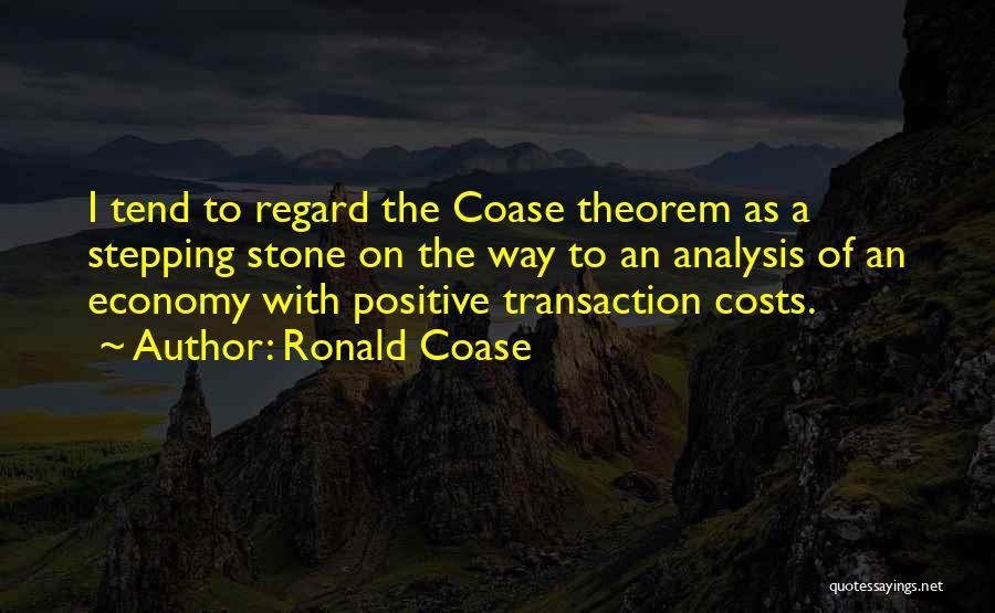 Ronald Coase Quotes 1918803