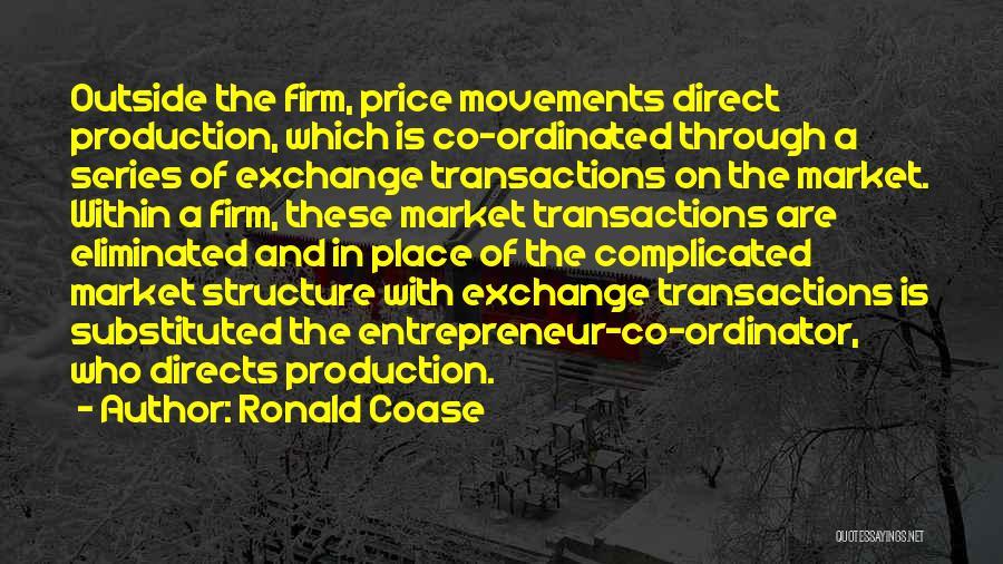 Ronald Coase Quotes 1927505