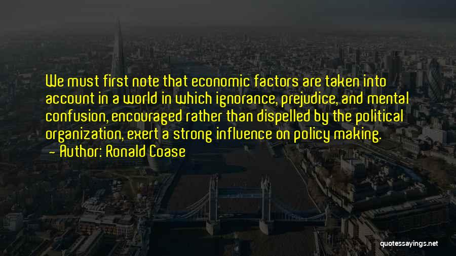 Ronald Coase Quotes 2023249
