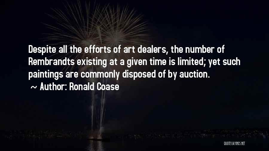 Ronald Coase Quotes 2092736
