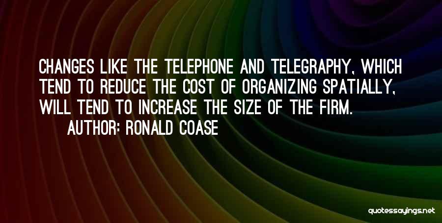 Ronald Coase Quotes 826702