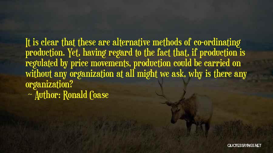Ronald Coase Quotes 928639