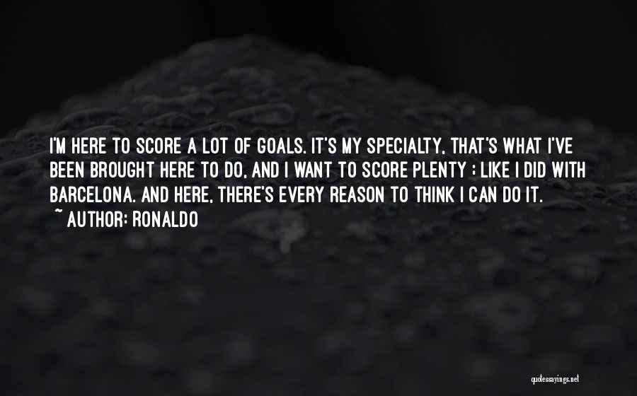 Ronaldo Quotes 1746677