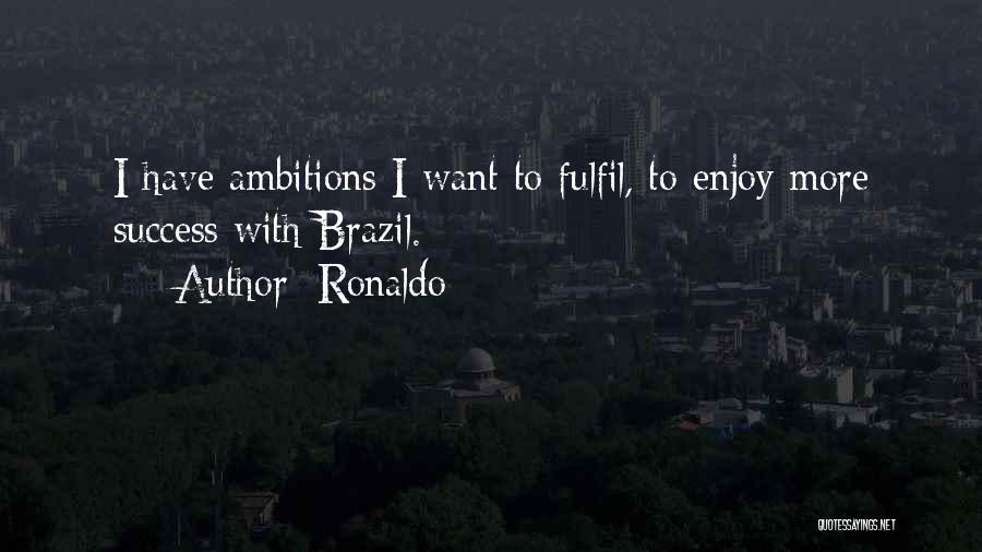 Ronaldo Quotes 1948095