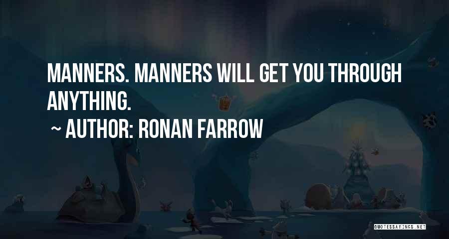 Ronan Farrow Quotes 1031093