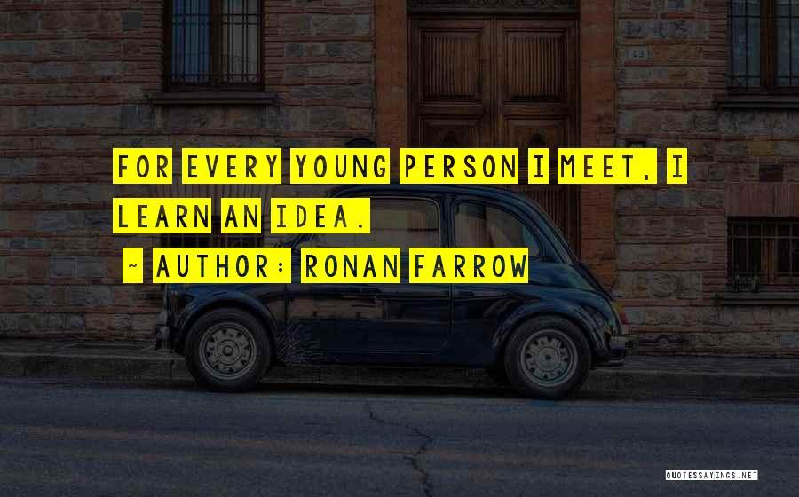 Ronan Farrow Quotes 1270444