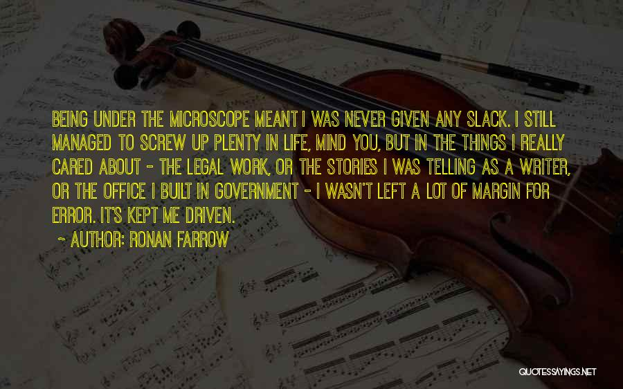 Ronan Farrow Quotes 151036