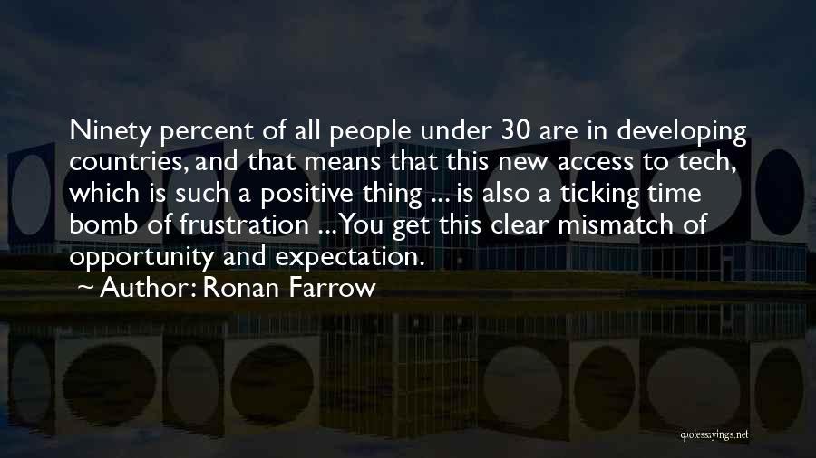 Ronan Farrow Quotes 1569337