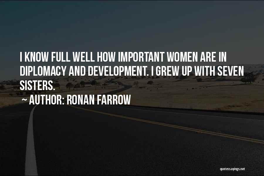 Ronan Farrow Quotes 660539