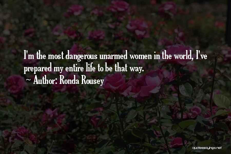 Ronda Rousey Quotes 1070855