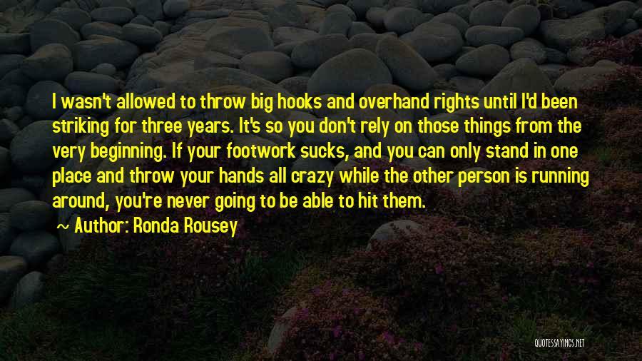 Ronda Rousey Quotes 1257640