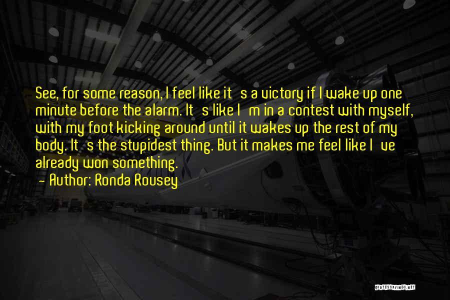 Ronda Rousey Quotes 1409778