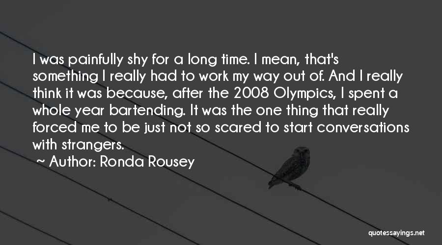 Ronda Rousey Quotes 1431627
