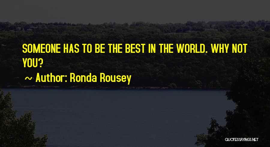 Ronda Rousey Quotes 1438184