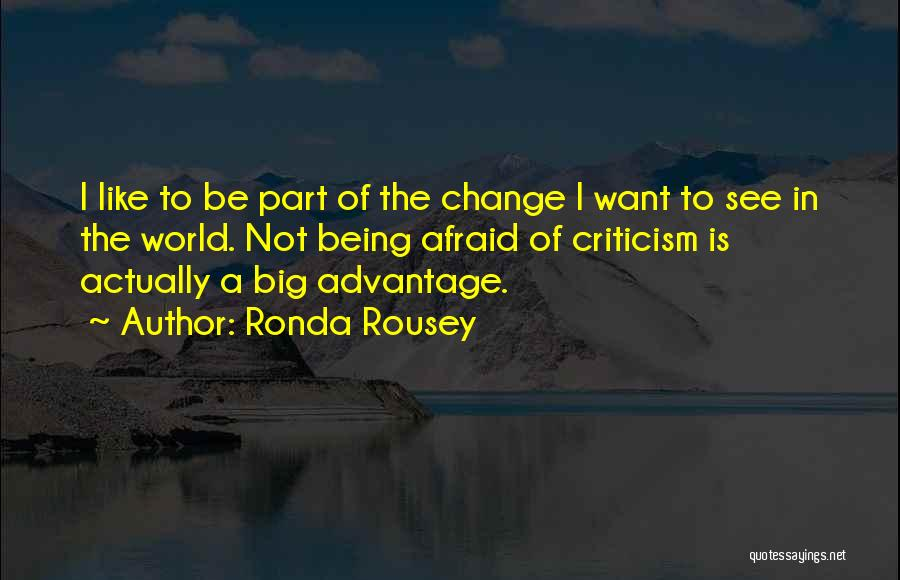 Ronda Rousey Quotes 1440698