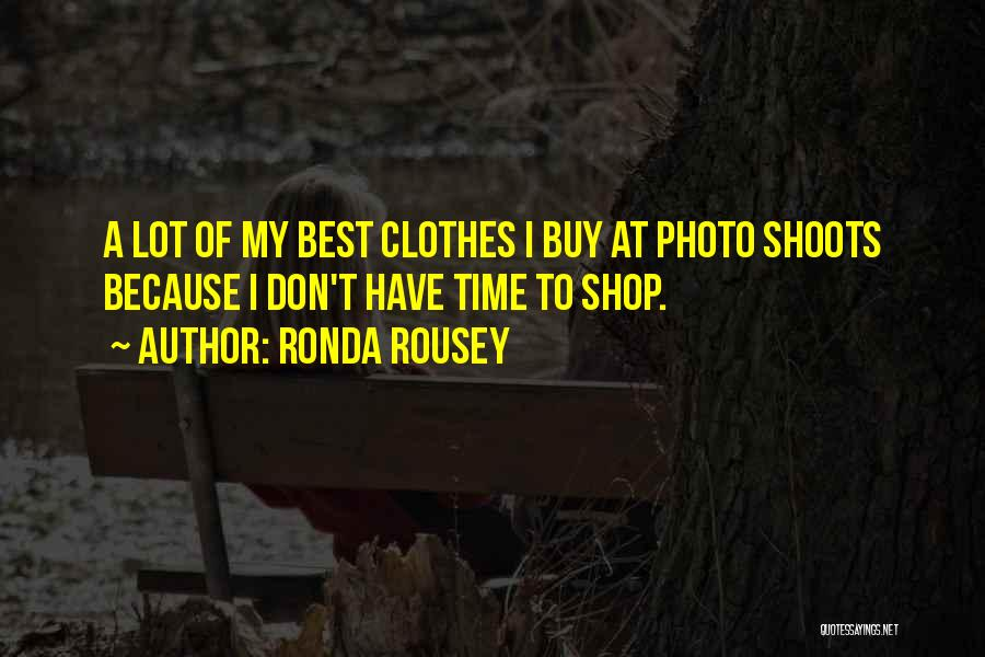 Ronda Rousey Quotes 1455224