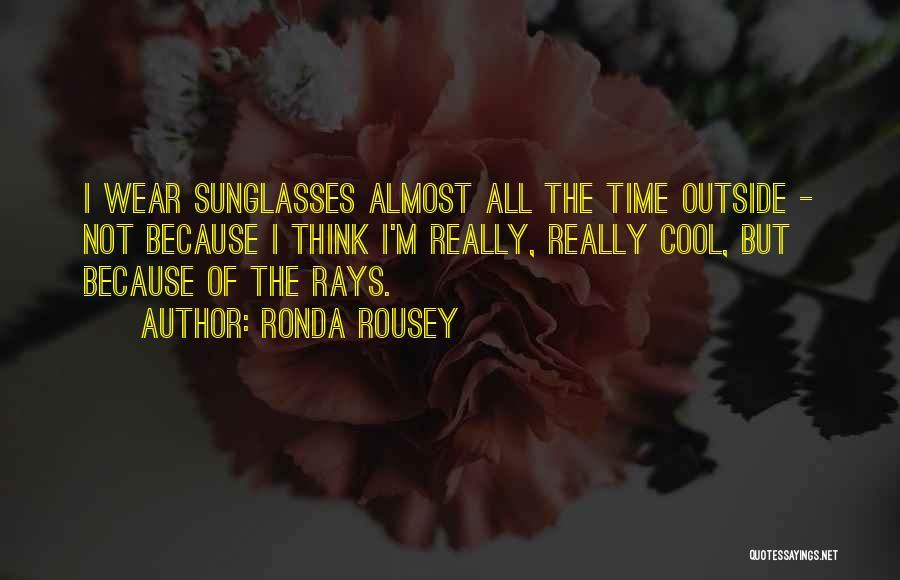 Ronda Rousey Quotes 1481668